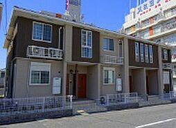 リバーサイド桜II[1階]の外観