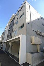 北海道札幌市豊平区美園三条1の賃貸マンションの外観