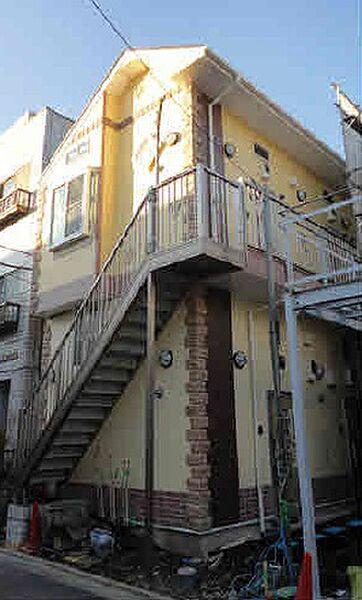 ユナイト横浜ハビエル・ロペス[2階]の外観