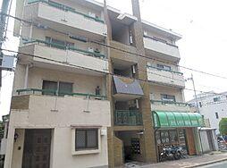 大阪府大阪市住吉区長居東2丁目の賃貸マンションの外観