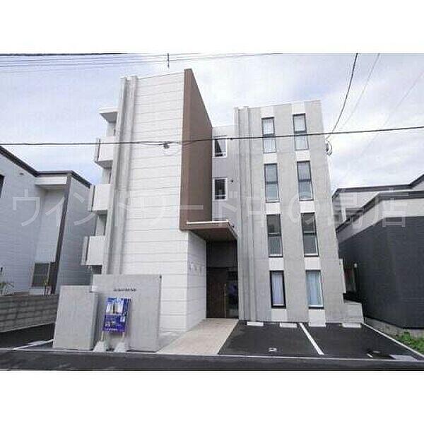 ラ・ルーチェ・デル・ソーレ 4階の賃貸【北海道 / 札幌市豊平区】