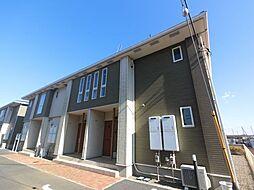 JR成田線 成田駅 バス9分 新木戸下車 徒歩4分の賃貸アパート