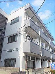 東京都江戸川区西葛西4の賃貸マンションの外観