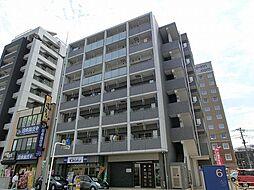 埼玉県八潮市大瀬1丁目の賃貸マンションの外観