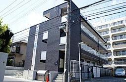 千葉県市川市欠真間2丁目の賃貸マンションの外観
