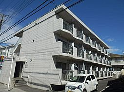 千葉県市川市相之川3の賃貸マンションの外観
