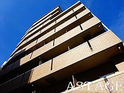 東京都世田谷区松原2丁目の賃貸マンションの外観
