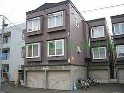 札幌市営南北線 北34条駅 徒歩6分の賃貸アパート