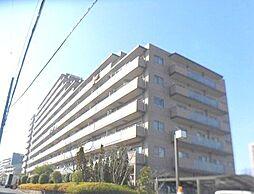 新松戸ガーデニア[6階]の外観