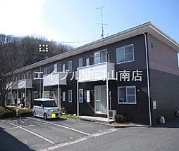 岡山県倉敷市児島稗田町丁目なしの賃貸マンションの外観