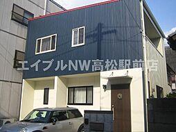 [一戸建] 香川県高松市楠上町1丁目 の賃貸【/】の外観