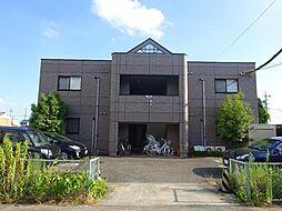 愛知県海部郡大治町大字西條字平ケ野の賃貸アパートの外観