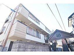 新豊田ハイツB号館[1階]の外観