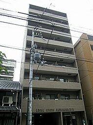 リーガル京都河原町3[2階]の外観