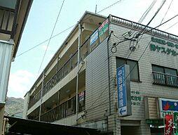 大阪府東大阪市瓢箪山町の賃貸マンションの外観