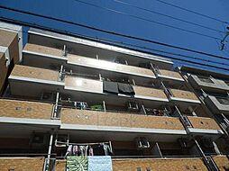 メロディハイツ・エビス2[4階]の外観