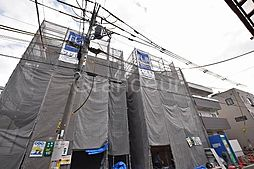 フジパレス横堤3番館[3階]の外観