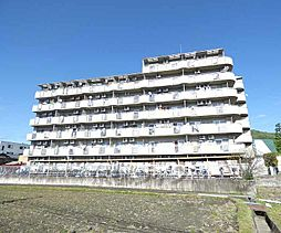 京都府京都市左京区山端森本町の賃貸マンションの外観