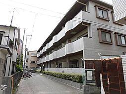 大阪府堺市西区神野町3丁の賃貸マンションの外観