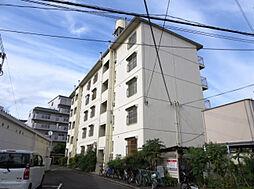 第1林マンション[3階]の外観
