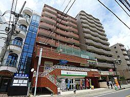 千葉県柏市中央町の賃貸マンションの外観