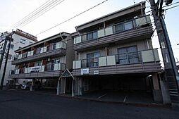 広島県福山市寺町の賃貸アパートの外観
