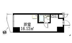 神奈川県横浜市南区南太田1の賃貸マンションの間取り