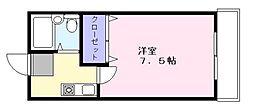 セレクトハイツ[2階]の間取り