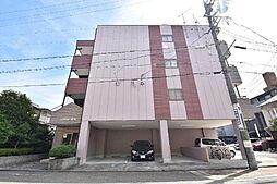 愛知県名古屋市熱田区青池町1丁目の賃貸マンションの外観