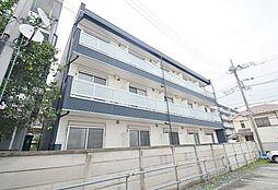 埼玉県さいたま市南区白幡6丁目の賃貸アパートの外観