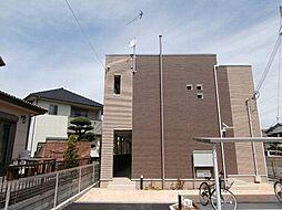 和歌山県和歌山市梶取の賃貸アパートの外観