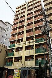 大阪府大阪市浪速区桜川1丁目の賃貸マンションの外観