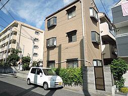 兵庫県神戸市灘区高徳町1丁目の賃貸マンションの外観