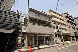 兵庫県西宮市馬場町の賃貸マンションの外観