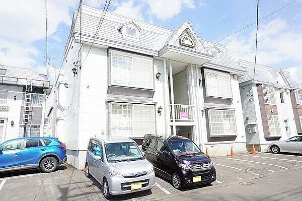 グランビア 2階の賃貸【北海道 / 旭川市】