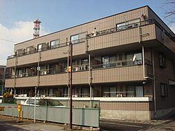 埼玉県さいたま市浦和区北浦和5丁目の賃貸マンションの外観