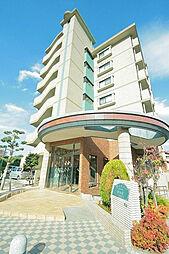 福岡県春日市上白水10丁目の賃貸マンションの外観