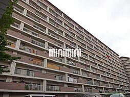 島田橋住宅2号棟[12階]の外観