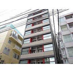 北海道札幌市中央区南二条東5丁目の賃貸マンションの外観