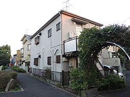東京都杉並区高井戸東1丁目の賃貸アパートの外観