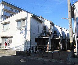 [テラスハウス] 京都府京都市山科区東野門口町 の賃貸【/】の外観