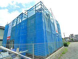 ラピス新宿 B棟[2階]の外観