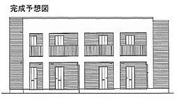 メゾン ボヌール日新[105号室]の外観