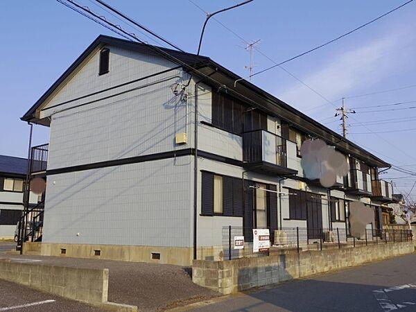 シェリールアタゴ 2階の賃貸【茨城県 / 龍ケ崎市】