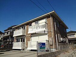 マグノリア[2階]の外観