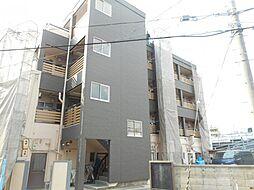 大阪府堺市西区津久野町2丁の賃貸マンションの外観