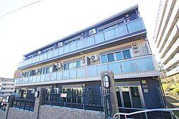 宮城県仙台市青葉区柏木2丁目の賃貸アパートの外観