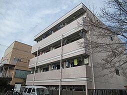 ハイツ八戸ノ里[208号室]の外観