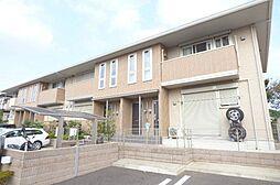 千葉県流山市三輪野山3丁目の賃貸アパートの外観