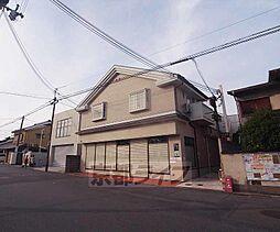 京都府京都市右京区谷口梅津間町の賃貸アパートの外観